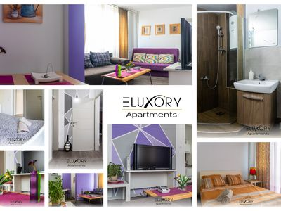 Photo for LUX spacious apartment