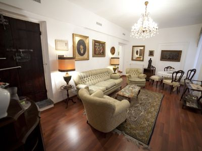 Photo for ARGENTINA GOLD SUITES (mini apartment between Piazza Venezia and the Pantheon)