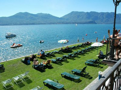 Photo for 1BR Apartment Vacation Rental in Oggebbio