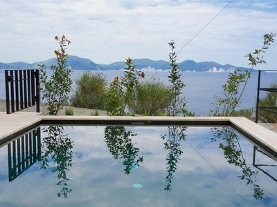 Photo for Suburb 3 bed Villa in the heart of Assos with a private pool.