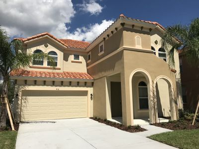 Photo for 6BR Luxury Home with PRIVATE Pool, WIFI, Air Hockey, Sand Volleyball and More
