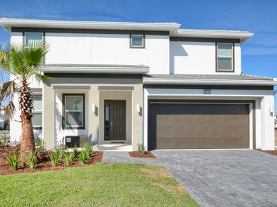 Photo for BrandNew 8bed5bath Private Pool/Jacuzzi/Game Room * Access to Resort Amenities*