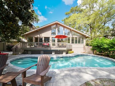 Photo for Experience Hilton Head Island when you stay in this 4 bedroom, 4-bath home in Se