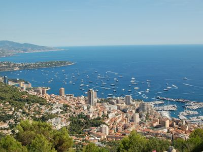 Photo for holiday apartment overlooking Monte Carlo