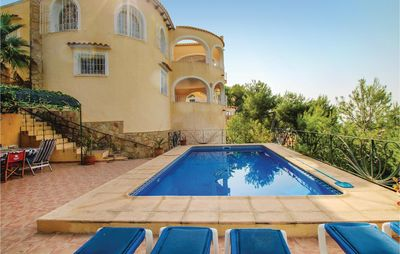 Photo for 4 bedroom accommodation in Benissa