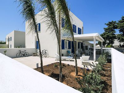 Photo for Modern Holiday Home in San Vito Lo Capo with Roof Terrace