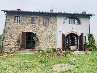 Photo for Beautiful Tuscan Villa, private pool a great place to explore but also to relax.