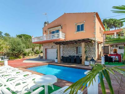 Photo for 5 bedroom Villa, sleeps 10 in Terrafortuna with Pool, Air Con and WiFi