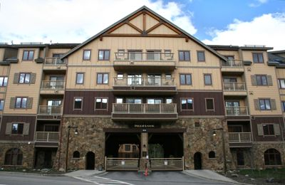 Photo for Premium 2BR 2BA Quite Corner Condo Only Steps from Gondola and River Run.