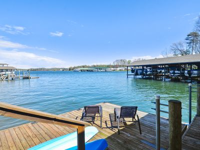 Photo for Pet Friendly, WiFi, Sunsets, Kayaks,, Fire Pit!