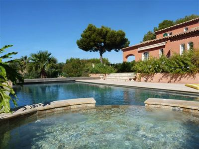 Photo for Exceptional Villa with sea view and swiming pool - Var