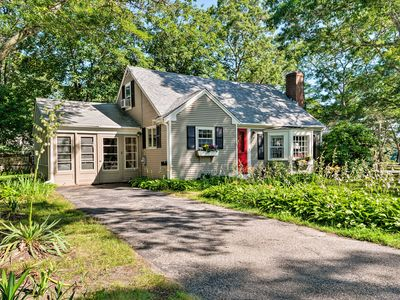 Photo for Cape Cod House w/ Grill & Yard - Drive to Beach!