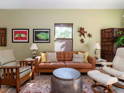 Photo for NEW! Swanky East-Side Sanctuary, A Short Walk to Downtown, Rainey St. Restaurants & Bars. Free WiFi