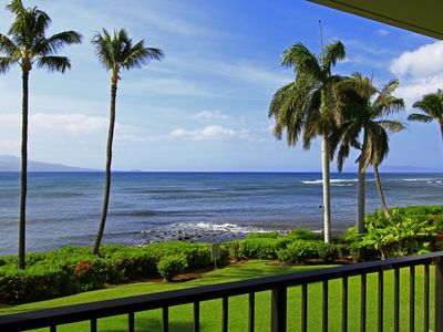 Photo for Spectacular Oceanfront Views - Sleeps 4