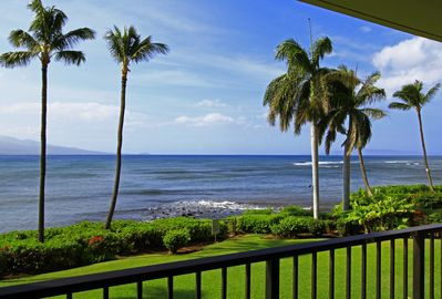 The view from the Lanai!
