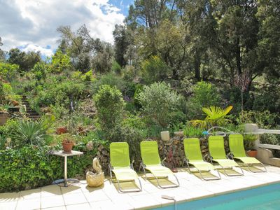 Photo for 3 bedroom Villa, sleeps 6 in Montfort-sur-Argens with Pool, Air Con and WiFi
