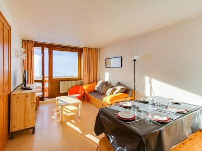 Photo for Apartment La Mongie, 2 bedrooms, 8 persons