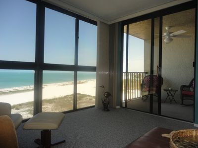 Photo for Direct Beach Front!!  $115 nt on stays 14 days or longer