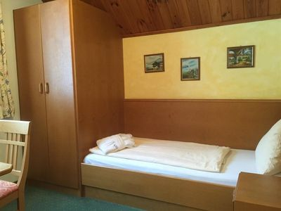 Photo for Single room with shower, WC - Hotel Gasthof Strasswirt