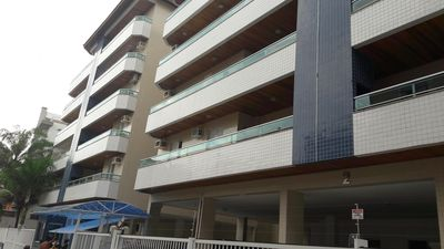 Photo for Apt in the best area of Praia Grande, with all comfort for you and your family!