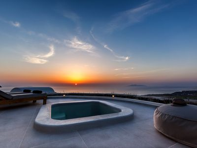 Photo for Villa Vinea Santorini. A unique luxury experience...