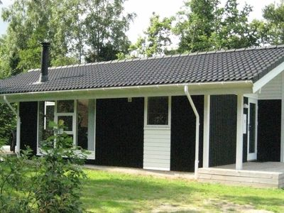 Photo for Mod Holiday Home with Roofed Terrace in Silkeborg Denmark