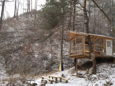 Photo for Glamping TreeHouse _RETREAT IN MT. ODAE