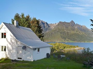 Vacation home Lofoten  in Laupstad, Northern Norway - 6 persons, 2 bedrooms