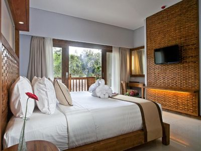 Photo for 1BR Hotel Suites Vacation Rental in Ubud, Bali
