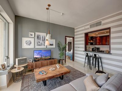 Photo for Sunny 1BR Nob Hill Grace Cathedral views, w/ Gym, by Blueground
