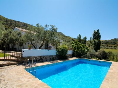 Photo for Casa Olivos, ideal family home for rest in a rural setting