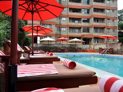 Photo for Experience Nairobi wail staying at the PrideInn Lantana