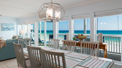 Photo for Beachfront - Gorgeous Views - New Beds - Popular Sugar Dunes Condo