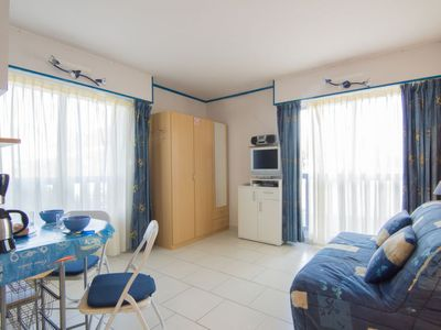Photo for Apartment Le Carol Park in Deauville-Trouville - 2 persons, 1 bedrooms