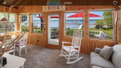 Photo for Spacious Lakefront Cottage In Bear Lake M