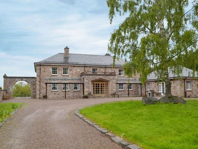 Photo for 6 bedroom accommodation in Advie, near Grantown-on-Spey