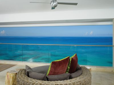 Photo for PORTICO VILLA BARBADOS - MODERN 3 BEDROOM BEACH FRONT VILLA - COOK INCLUDED