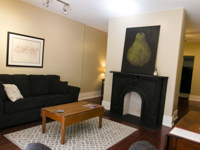 Photo for Inviting Downtown Frankfort Guest Suite