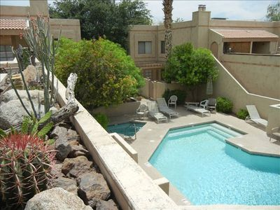 Old Town Scottsdale 2 Bedroom Condo - Perfect Location!!