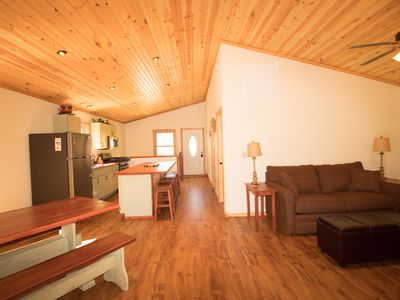 Photo for Great Deal! Cave Creek Cabin #1in Alto Pass near Bald Knob and Shawnee Forest