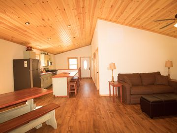 Great Deal! Cave Creek Cabin #1in Alto Pass near Bald Knob and Shawnee Forest