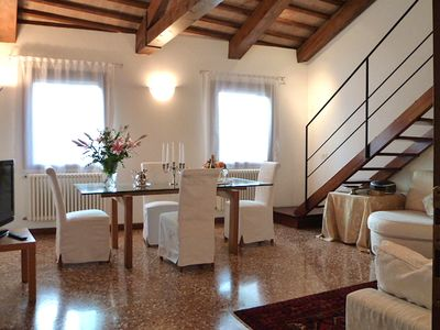 Modern Apartment in XV Th Century Building Close to St. Mark