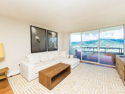 Waikiki Luxury 2 bedroom Condo (30 Nights Minimum Stay)