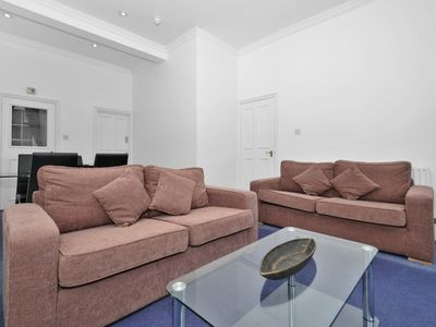 Photo for Apartment 1.1 km from the center of London with Washing machine (632473)
