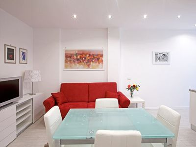 Photo for Luxury apartment 200 meters from St. Peter's basilica, in the heart of Rome