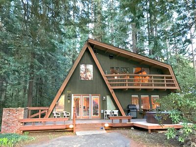 Photo for Snowline Cabin #30 - A Great Family Retreat!