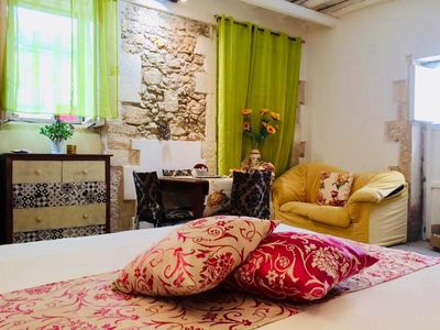Photo for House in Giudecca with air conditioning, heating and 2 nearby solariums