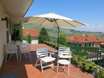 Photo for Vacation home Casa Baroncelli (BOO120) in Barolo - 4 persons, 2 bedrooms