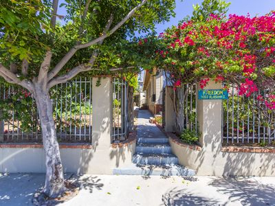 Photo for North Park Charming Garden Cottage by Balboa Park, Zoo, Shops & Restaurants