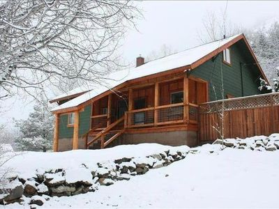 Photo for Quiet Comfy Home with Private Hot Tub and Views of the Gondola and Mountain